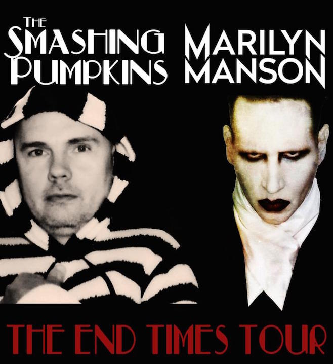 Manson Pumpkins