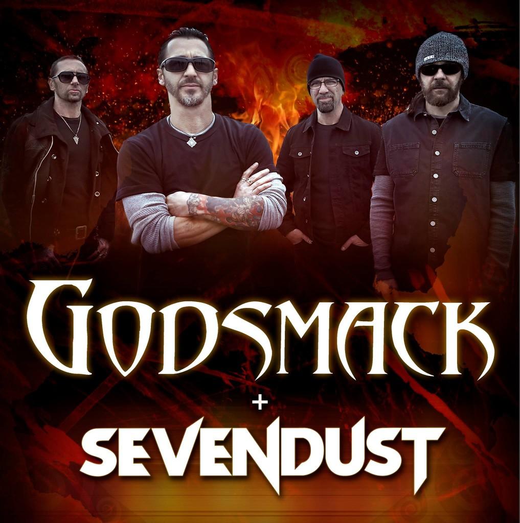 Godsmack Sevendust Tour