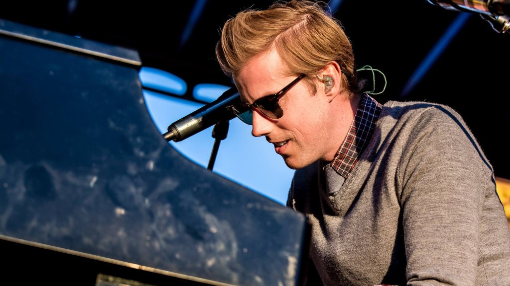 Andrew McMahon (© Matt Christine Photography)