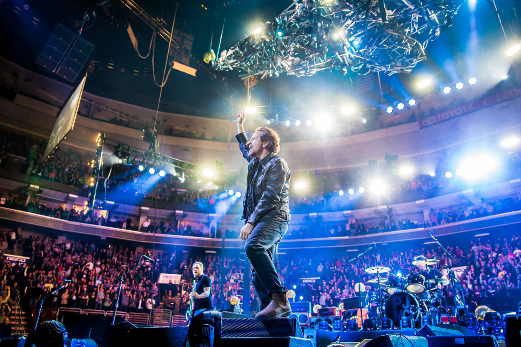 Pearl Jam [Matt Bishop Photo]