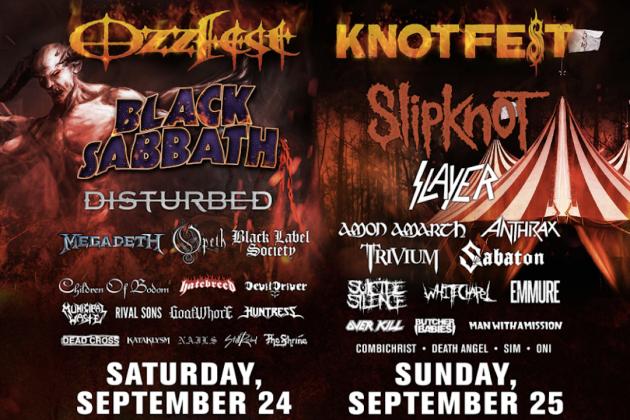 OzzfestKnotfest