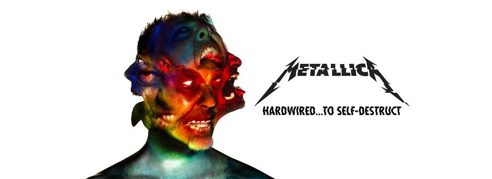 metallica announce new studio album premiere single hardwired the rock revival. Black Bedroom Furniture Sets. Home Design Ideas