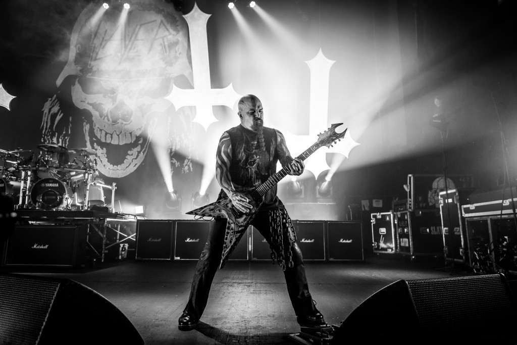Kerry King | Slayer [Matt Bishop Photo]