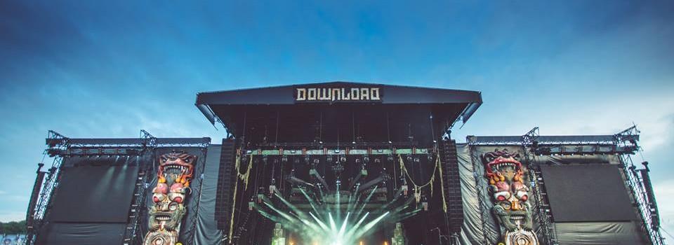 Def Leppard, Slipknot, Tool Will Headline Download Festival 2019