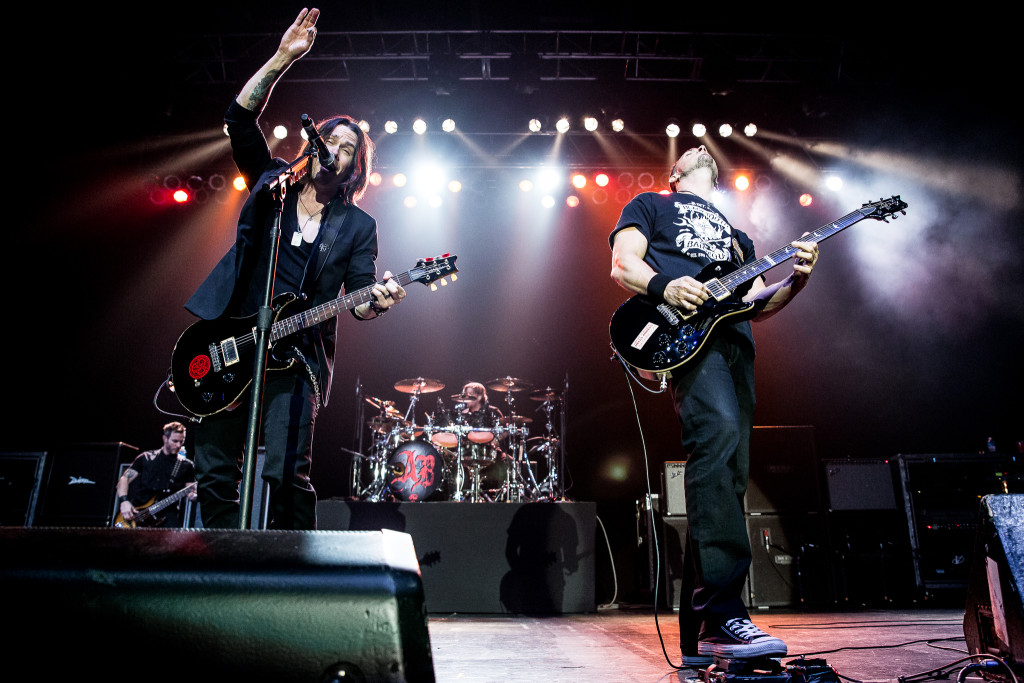 Alter Bridge [© Matt Bishop Photo]