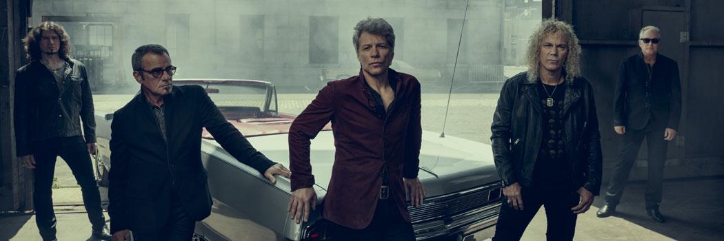Bon Jovi's David Bryan And Tico Torres Talk New Album, Upcoming Tour And More
