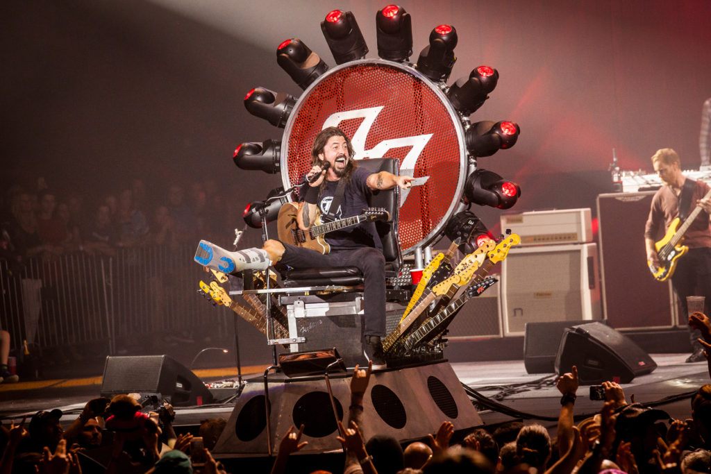 Foo Fighters Tour  Tickets Wrigley Field