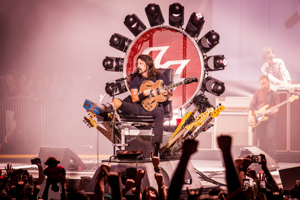 Foo Fighters Sonic Temple