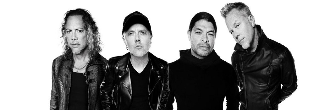 Metallica Announce 2017 North American WorldWired Tour with Avenged Sevenfold, Volbeat