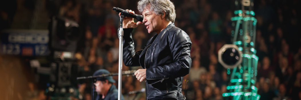Bon Jovi Provides Philadelphia With A Solid Show