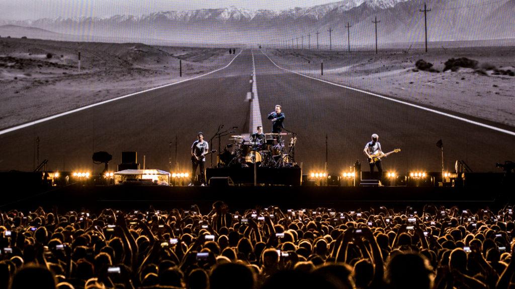 U2 Announce 2018 North American Tour, New Album Details