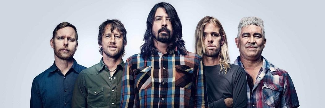 Foo Fighters Announce New Studio Album, U.S. Tour