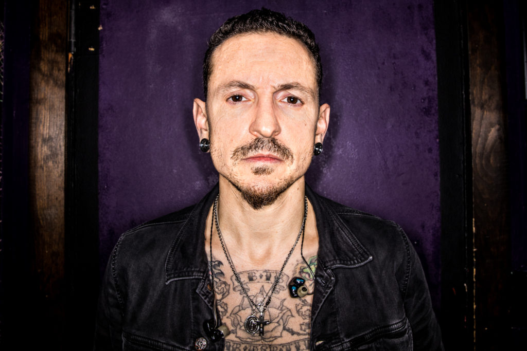 Chester Bennington Linkin Park Matt Bishop Photo