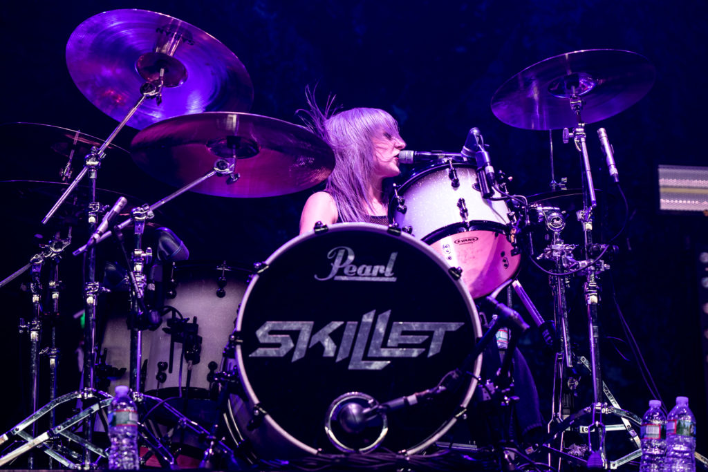Korn, Stone Sour, Skillet Slay on Serenity of Summer Tour - The Rock
