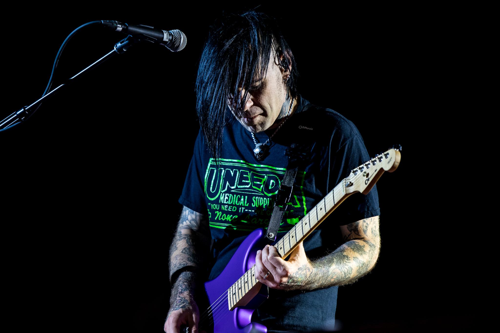 Skillet Tour With Korn