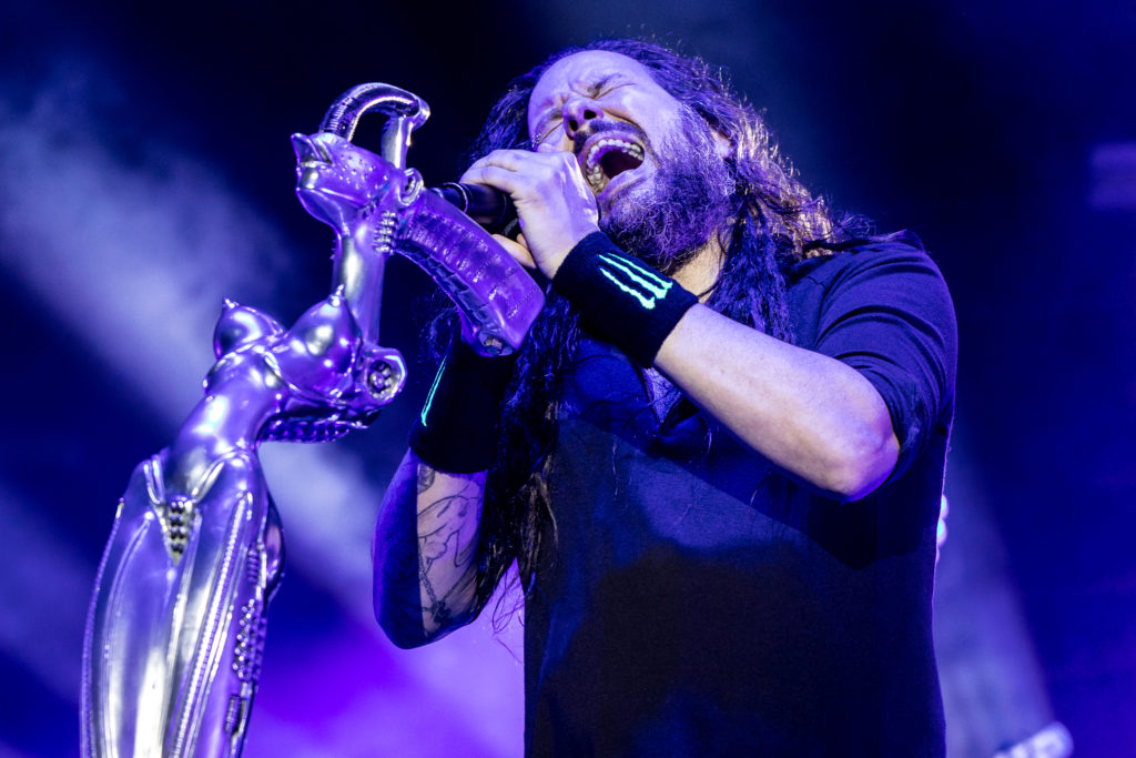 Korn Alice In Chains Tour