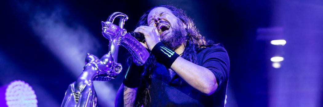 Korn, Stone Sour, Skillet Slay on Serenity of Summer Tour