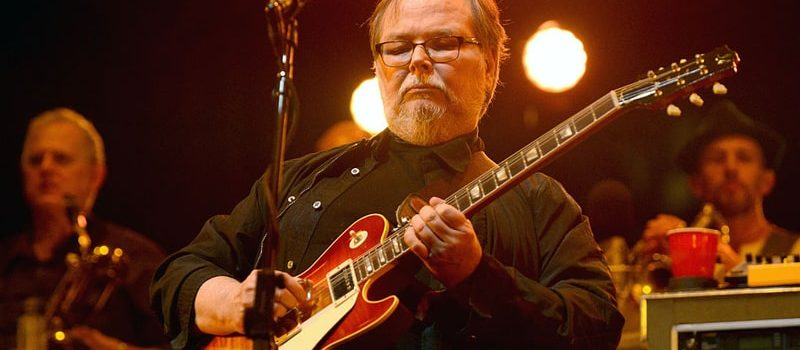 Steely Dan Guitarist Walter Becker Dies At 67