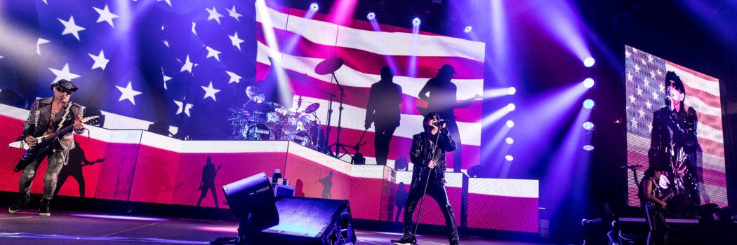 Scorpions, Megadeth Kick Off Crazy World Tour