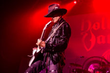 Joe Perry Aerosmith Matt Bishop Photo