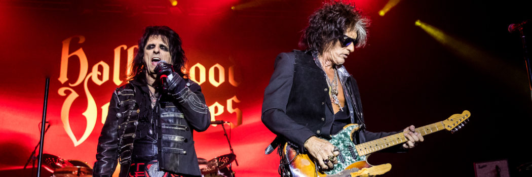 Hollywood Vampires Put On Classic Rock Clinic At Sands Event Center
