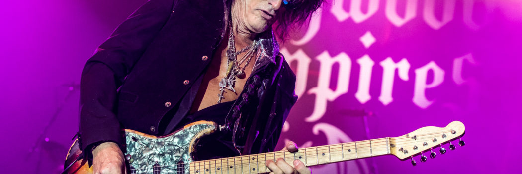 Aerosmith Guitarist Joe Perry Collapses Backstage At Madison Square Garden After Performing With Billy Joel