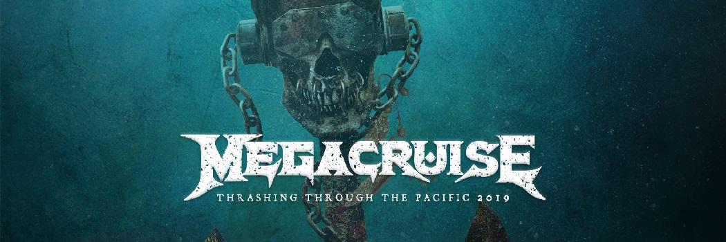Megadeth's MegaCruise Lineup Announced