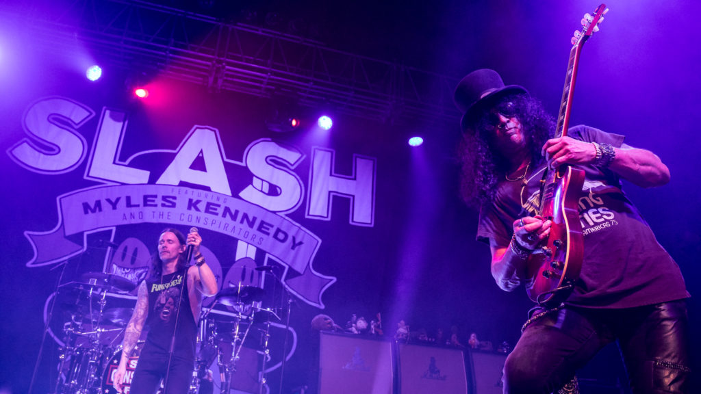 Slash Boulevard of Broken Hearts