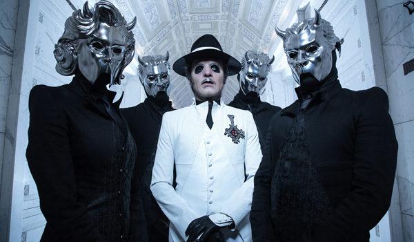 Ghost Reaches Into The Past For Incredible New Video For 'Dance Macrabe'