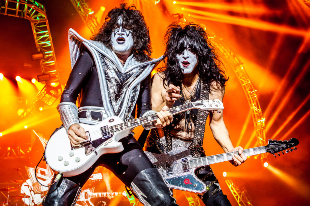 Kiss End Of The Road Tour