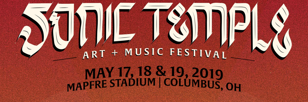 Sonic Temple Art + Music Festival Lineup Announced