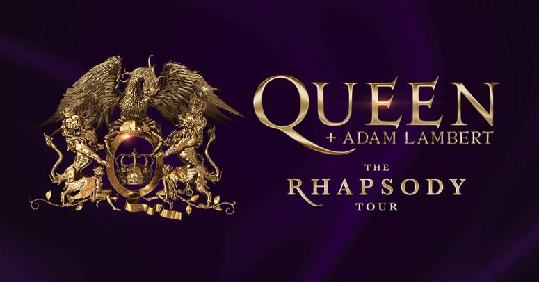 Queen Adam Lambert Rhapsody Tour