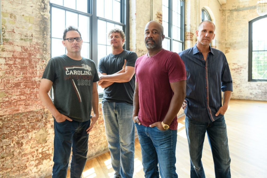 Hootie & The Blowfish Reunion Group Therapy Tour
