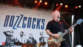 Pete Shelley Buzzcocks Dead