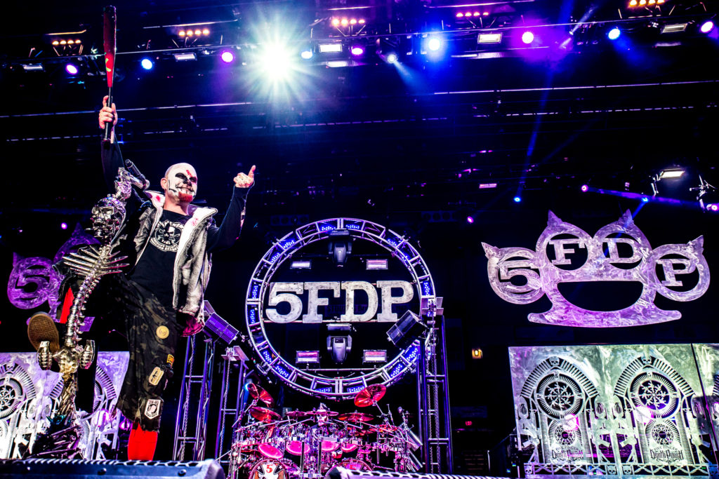 Jeremy Spencer Five Finger Death Punch