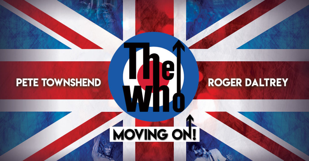 The Who 2019 MOVING ON! TOUR