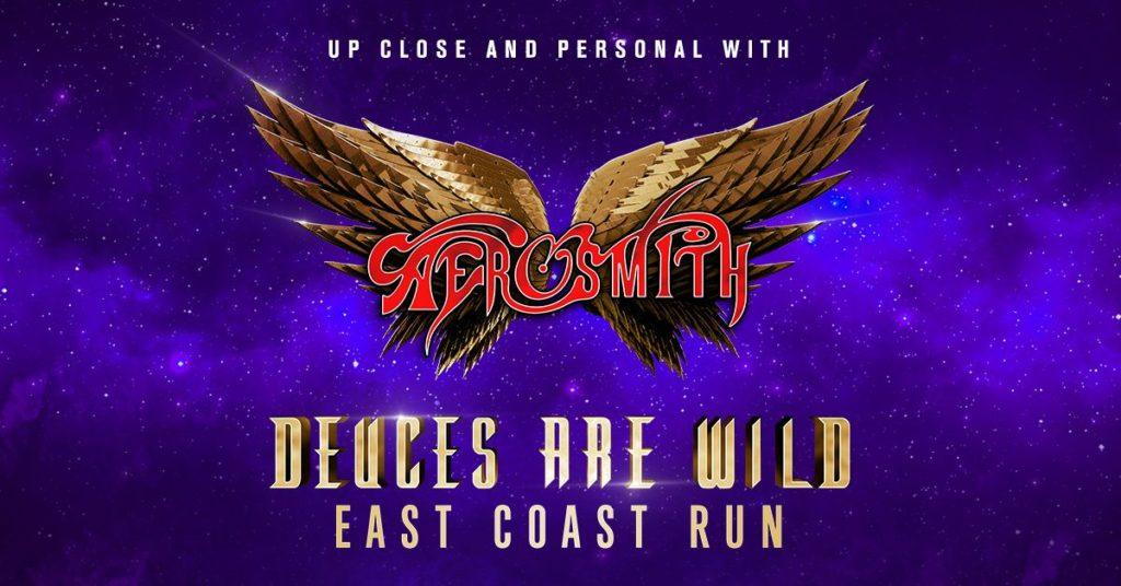 Aerosmith Deuces Are Wild
