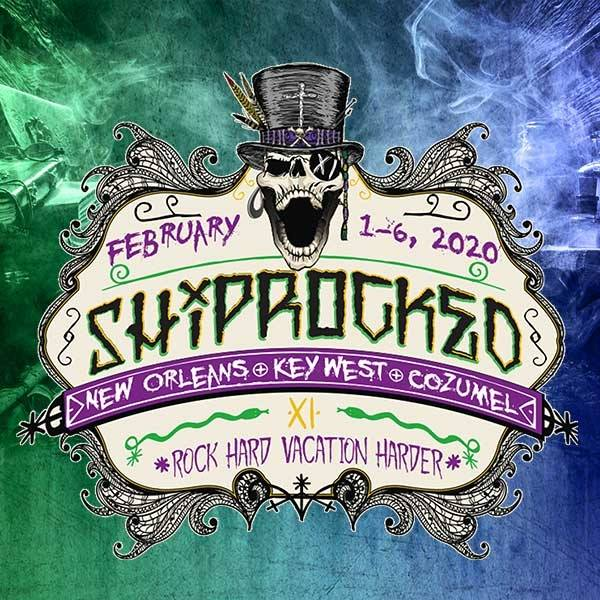 Shiprocked Cruise 2020 Lineup Announced The Rock Revival