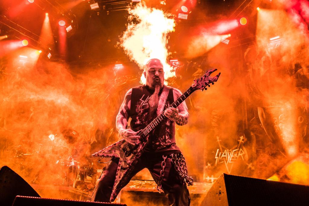 Slayer Final World Tour