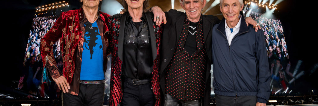The Rolling Stones Announce Rescheduled 2021 No Filter Tour Dates