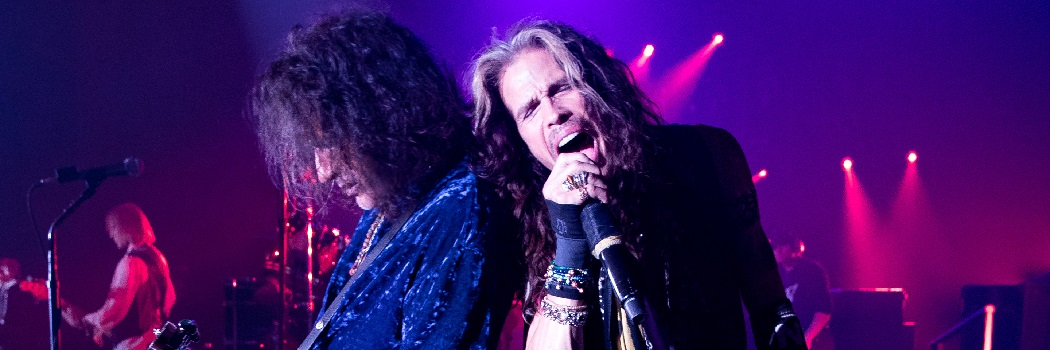 Aerosmith's Deuces Are Wild Residency Is A Rock And Roll Highlight Reel