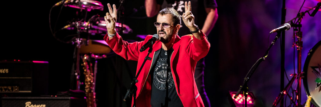 Ringo Starr & His All Starr Band Celebrate 30th Anniversary With Sold Out Show At The Met