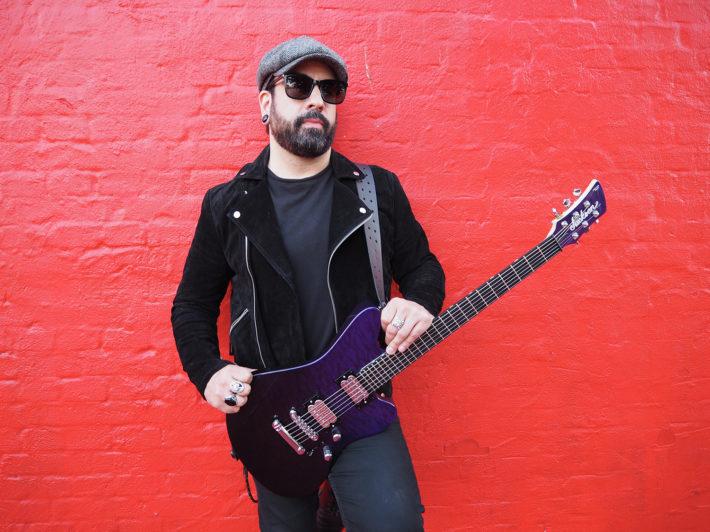 Rob Caggiano Jackson Guitars