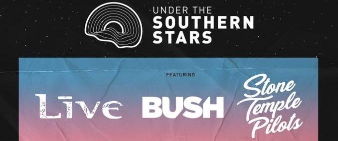 Stone Temple Pilots Tour 2020.Live Bush Stone Temple Pilots Plot 2020 Australian Tour