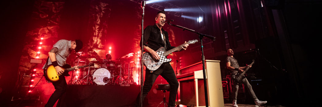 Theory of a Deadman Drop Hits And A New Tune In Live Return