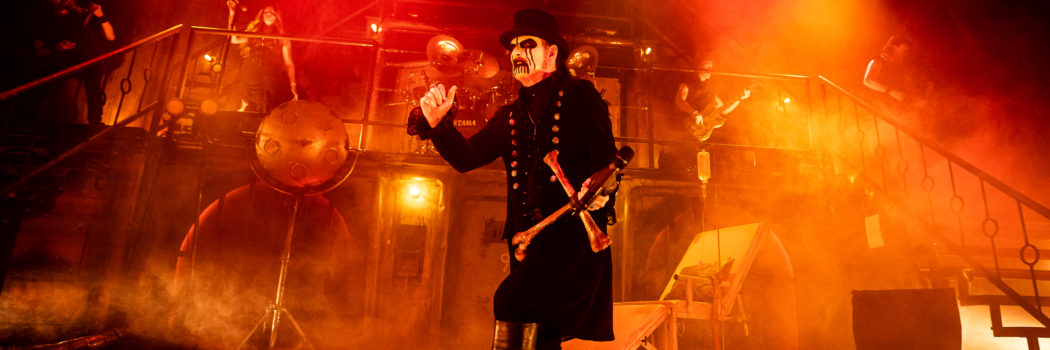 King Diamond Unleashes Insane Stage Spectacle On 2019 North American Tour
