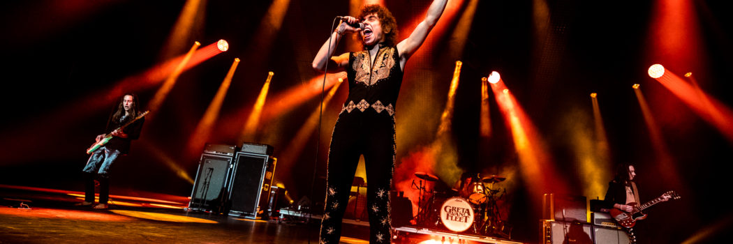 Greta Van Fleet Close Out 2019 With Packed Back-To-Back Philly Shows