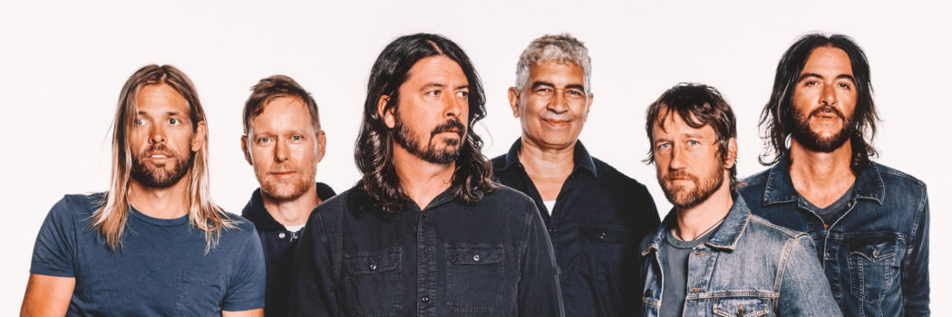 Foo Fighters Announce 25th Anniversary Tour Dates