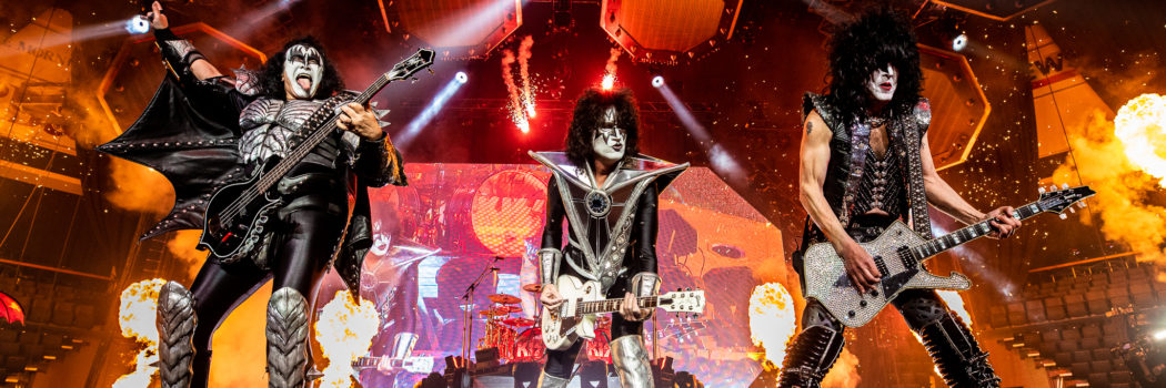 KISS Continue To Shine On 2020 Final Tour Leg