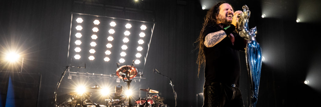 Korn, Breaking Benjamin Packing Big Rooms With Bones UK On 2020 Tour